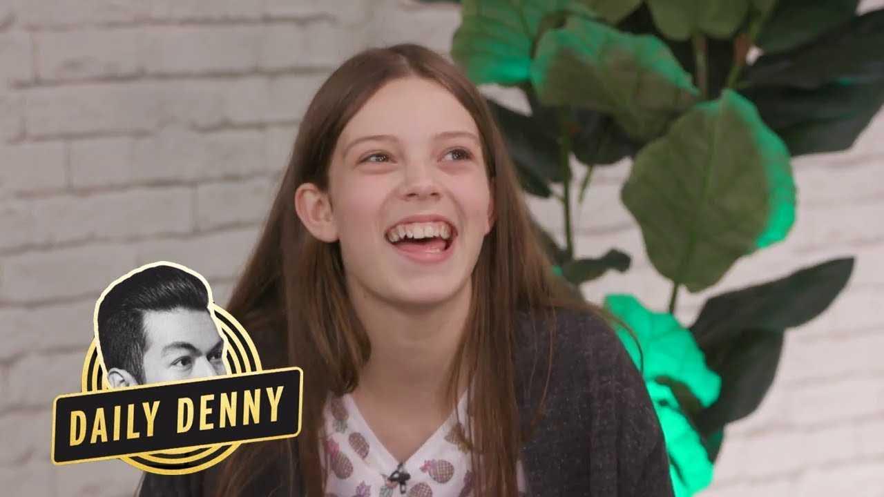 AGT's Courtney Hadwin On Her Musical Idols | #DailyDennyLive
