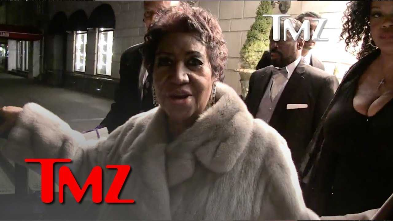 Aretha Franklin Dead At 76; The Last Time We Saw Her | TMZ