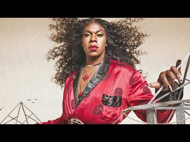 Big Freedia from fuse Queen of Bounce drunk driver ran into brothers memorial