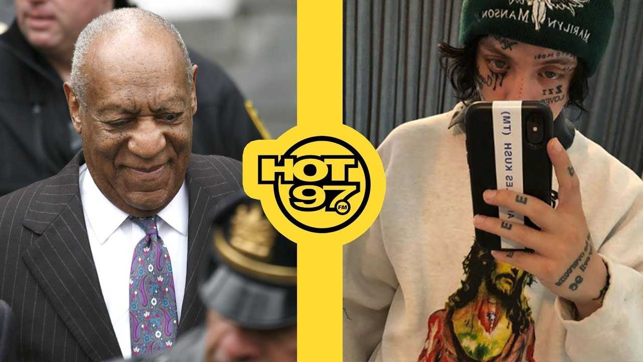 Bill Cosby Goes To Prison, Lil' Xan Rushed To Hospital Due To...Hot Cheetos?