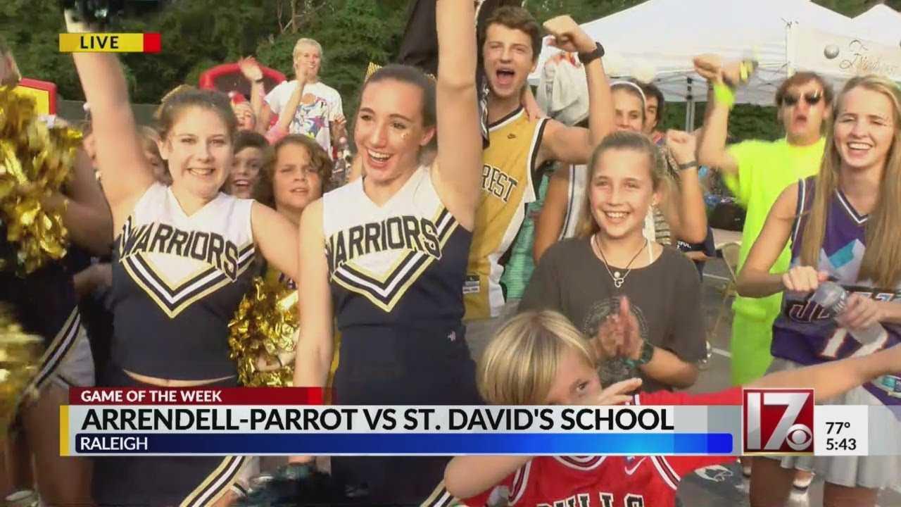 Blitz Tailgate: St. David's High School