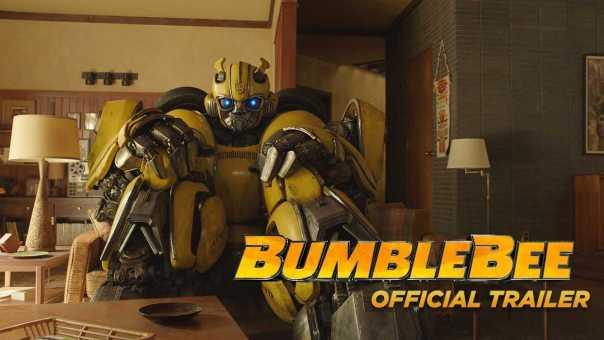 Bumblebee | Official Trailer