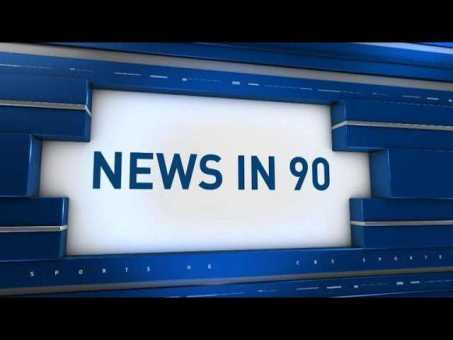 CBS Sports HQ: News in 90 (8/20)