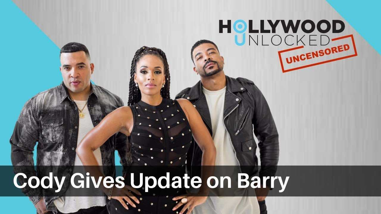 Cody Medler Opens Up About Barry's Passing & Homeless Crisis on Hollywood Unlocked [UNCENSORED]