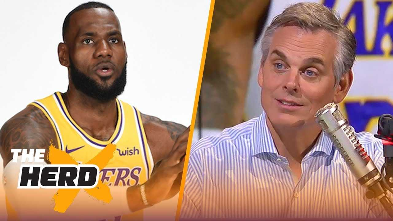 Colin Cowherd reacts to LeBron saying he doesn't need the preseason | NBA | THE HERD