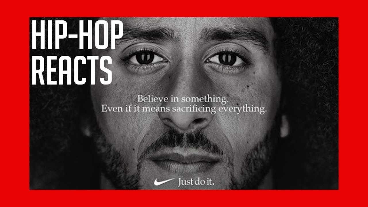 Colin Kaepernick's Nike Campaign - Hip-Hop Reacts