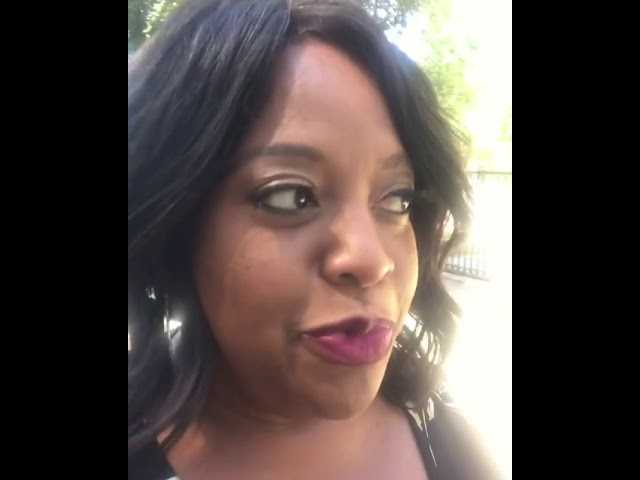Comedian actress Sherri Shepherd
