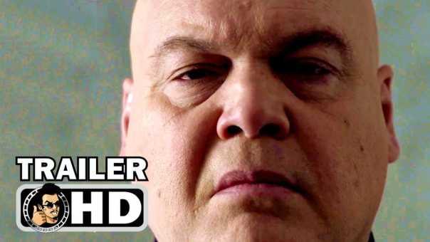DAREDEVIL Season 3 Teaser Trailer #3 (2018) Marvel Netflix