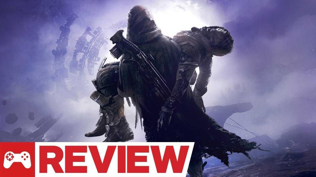 Destiny 2: Forsaken Review (FINAL)