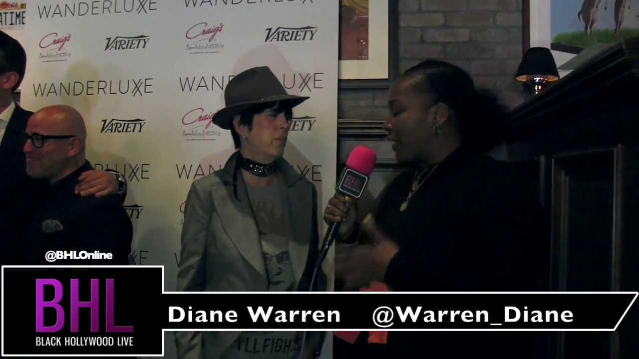 Diane Warren | Wanderluxxe Emmy Nominee Diversity Luncheon at Craig's