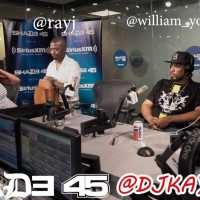 Dj Kayslay interviews William Young at SiriusXM