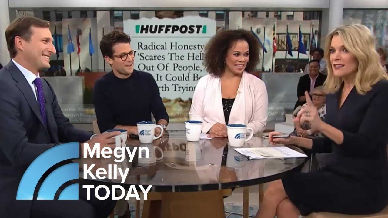 Does Radical Honesty Work? Megyn Kelly Panel Discusses | Megyn Kelly TODAY