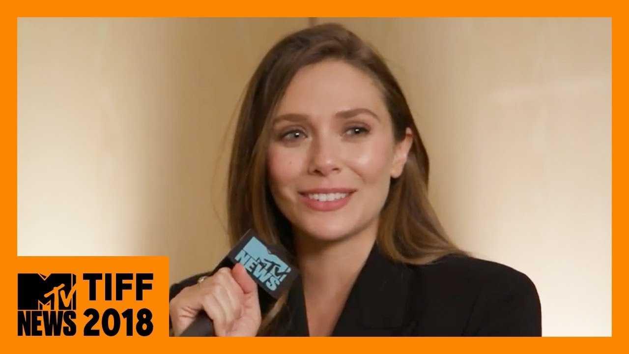 Elizabeth Olsen on 'Sorry for Your Loss' | TIFF 2018 | MTV News