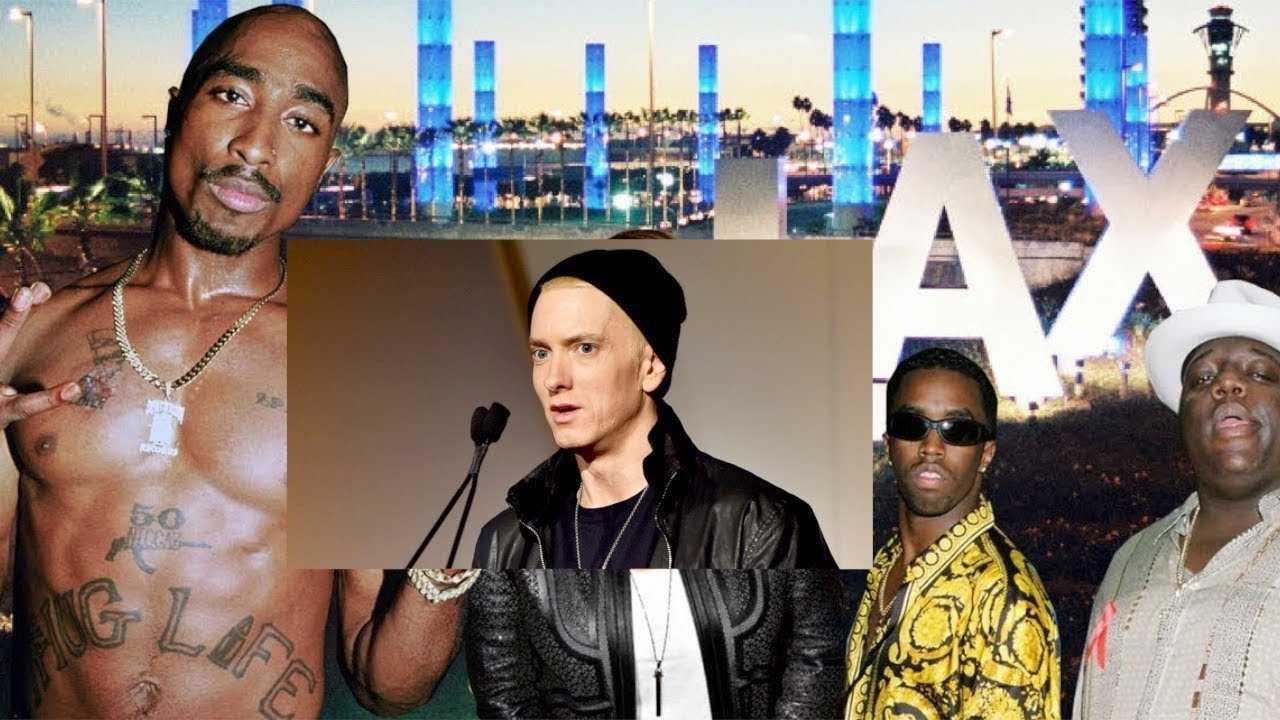 """Eminem Insist Diddy Had 2Pac SMOKED On His New MGK Diss """"Killshot"""""""