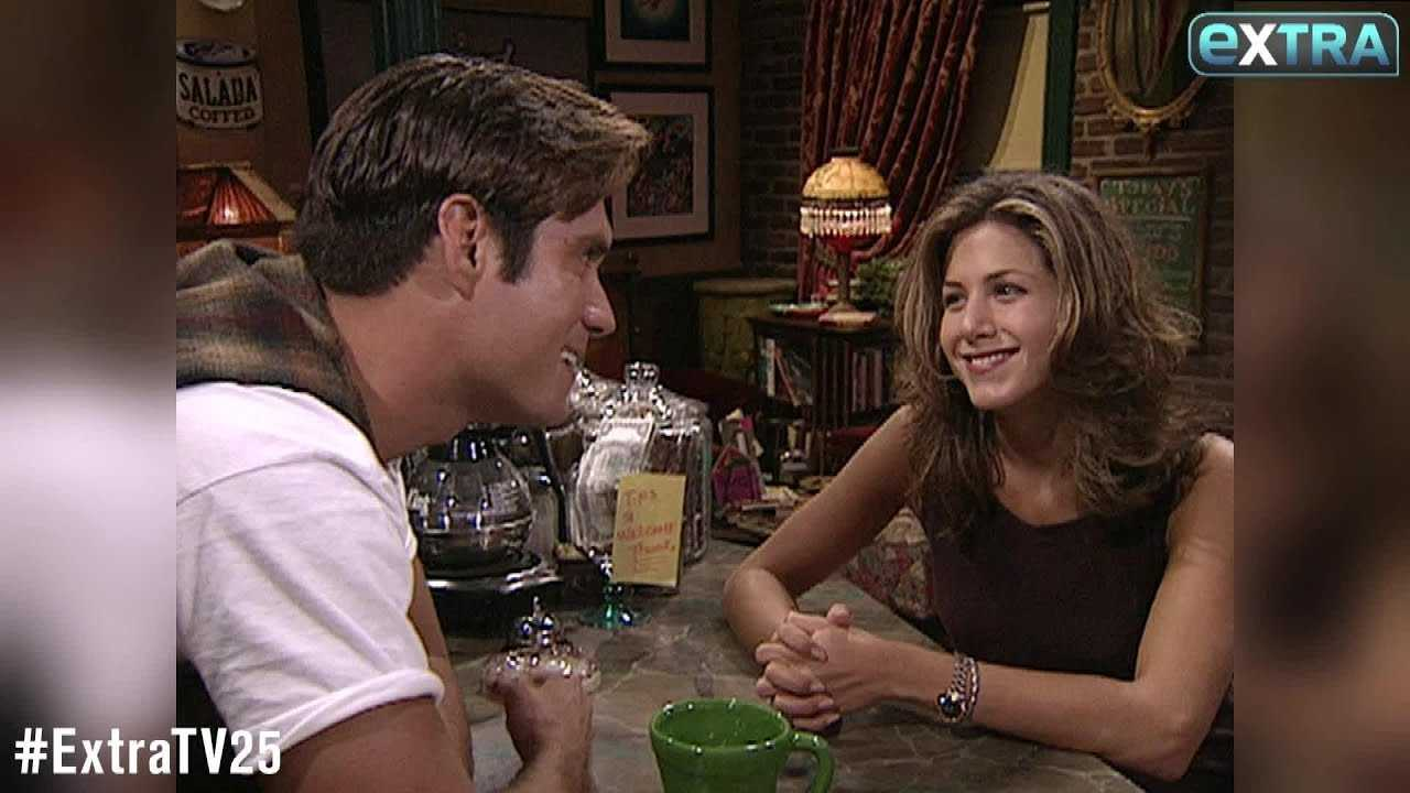 'Extra' Vault: Our First Interview with Jennifer Aniston Nearly 25 Years Ago