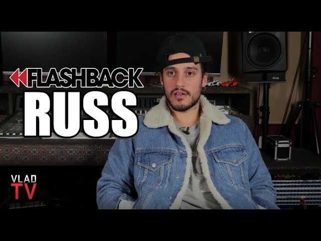 Flashback: Russ - Music Business is Built Off of Fake A** Industry Bullsh**