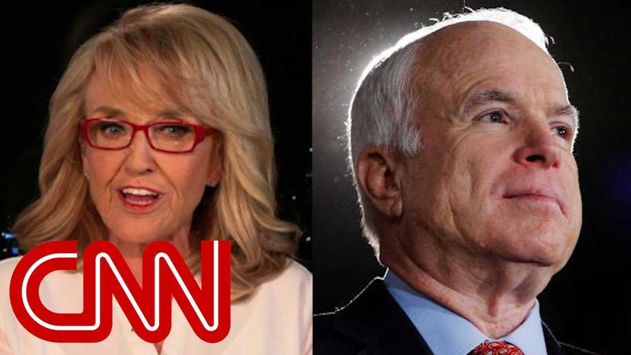 Former AZ governor speaks out about McCain's death