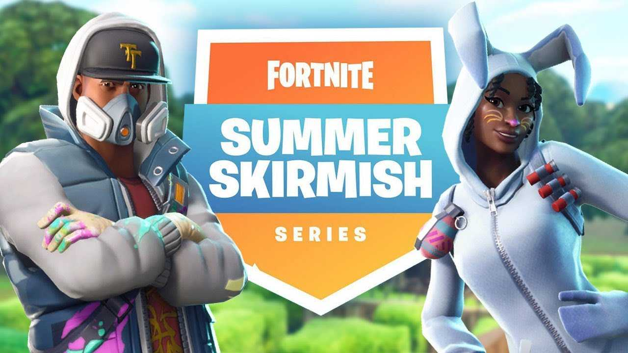 Fortnite Summer Skirmish Day 1 (8/31) PAX West 2018 Live