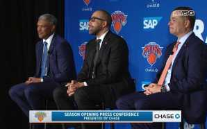 Full Knicks Tip-Off Press Conference With Mills, Perry & Fizdale…