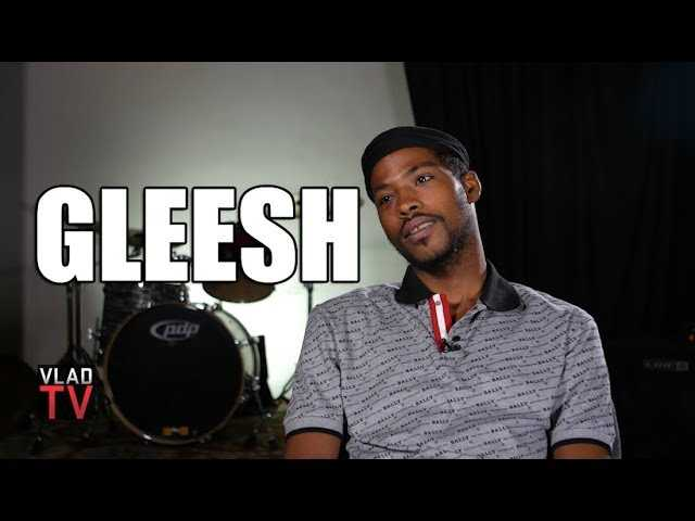 Gleesh on Never Liking 50 Cent's Music: I Don't Like All the Drama He Brings (Part 4)