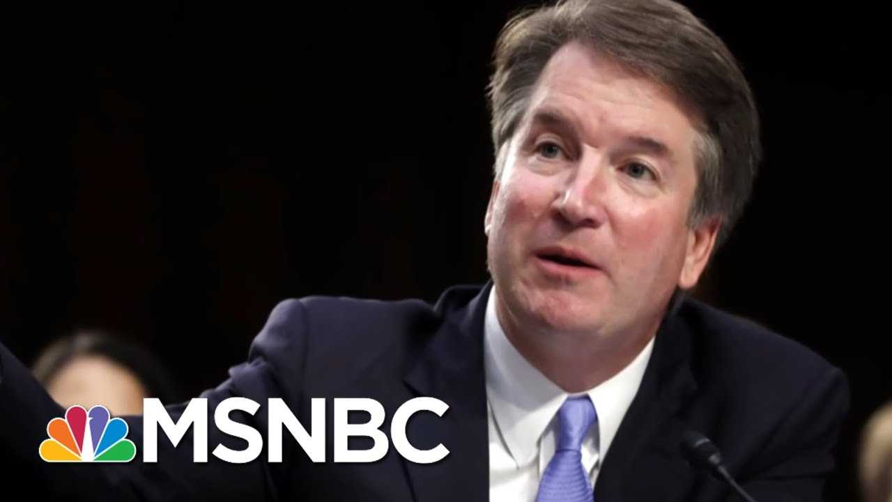 GOP Ready For Brett Kavanaugh Vote Whether His Accuser Testifies Or Not | The 11th Hour | MSNBC