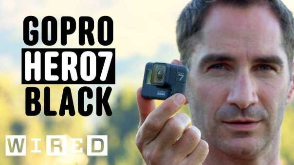 GoPro Hero7 Black vs. Hero6 vs. Sony X3000 | OOO With Brent Rose | WIRED