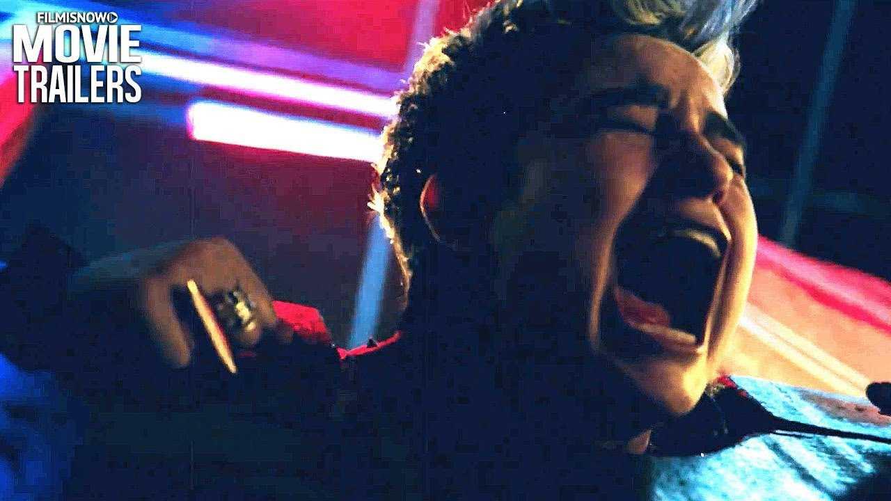 "HELL FEST ""80s Throwback"" Trailer NEW (2018) - Horror Theme Park Movie"