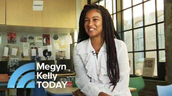 How A Baltimore Teacher Is 'Bridging Education And Activism' | Megyn Kelly TODAY