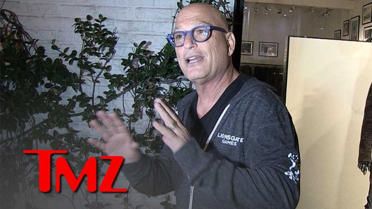 Howie Mandel Fuming Over Political Correctness Destroying Comedy | TMZ