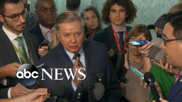 'I feel ambushed': Sen. Lindsey Graham said after Ford's testimony
