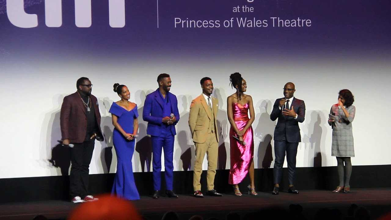 If Beale Street Could Talk Q & A TIFF 2018