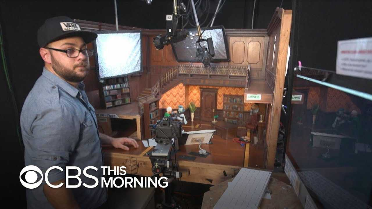 """Inside Stoopid Buddy Stoodios, the stop motion animation house behind """"Robot Chicken"""""""