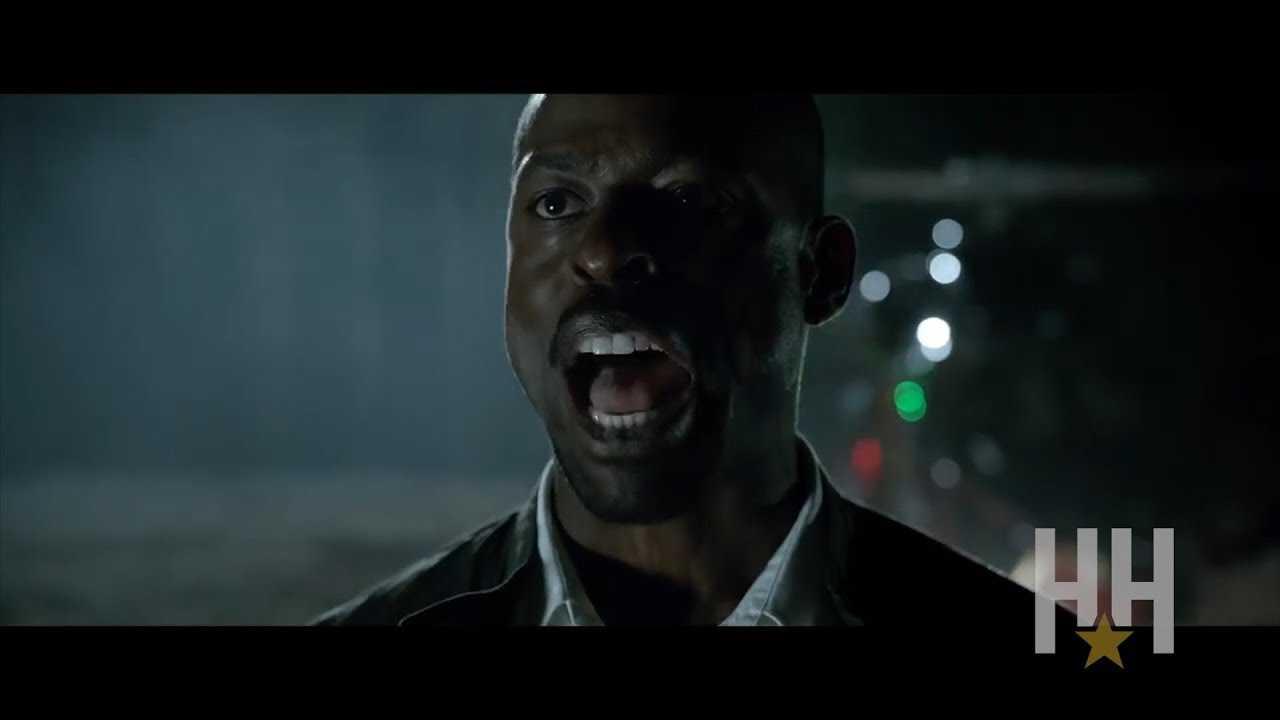 Is Sterling K. Brown Channeling Samuel L. Jackson In 'The Predator'?