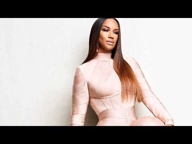 Jackie Christie of Basketball Wives LA