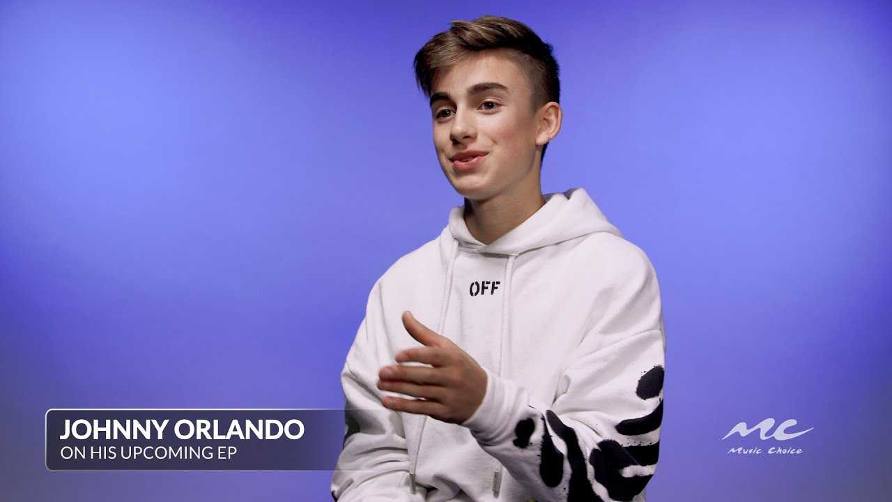 """Johnny Orlando on """"Last Summer"""" and Upcoming EP"""
