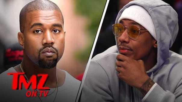 Kanye And Nick Cannon's Beef Is Over   TMZ TV