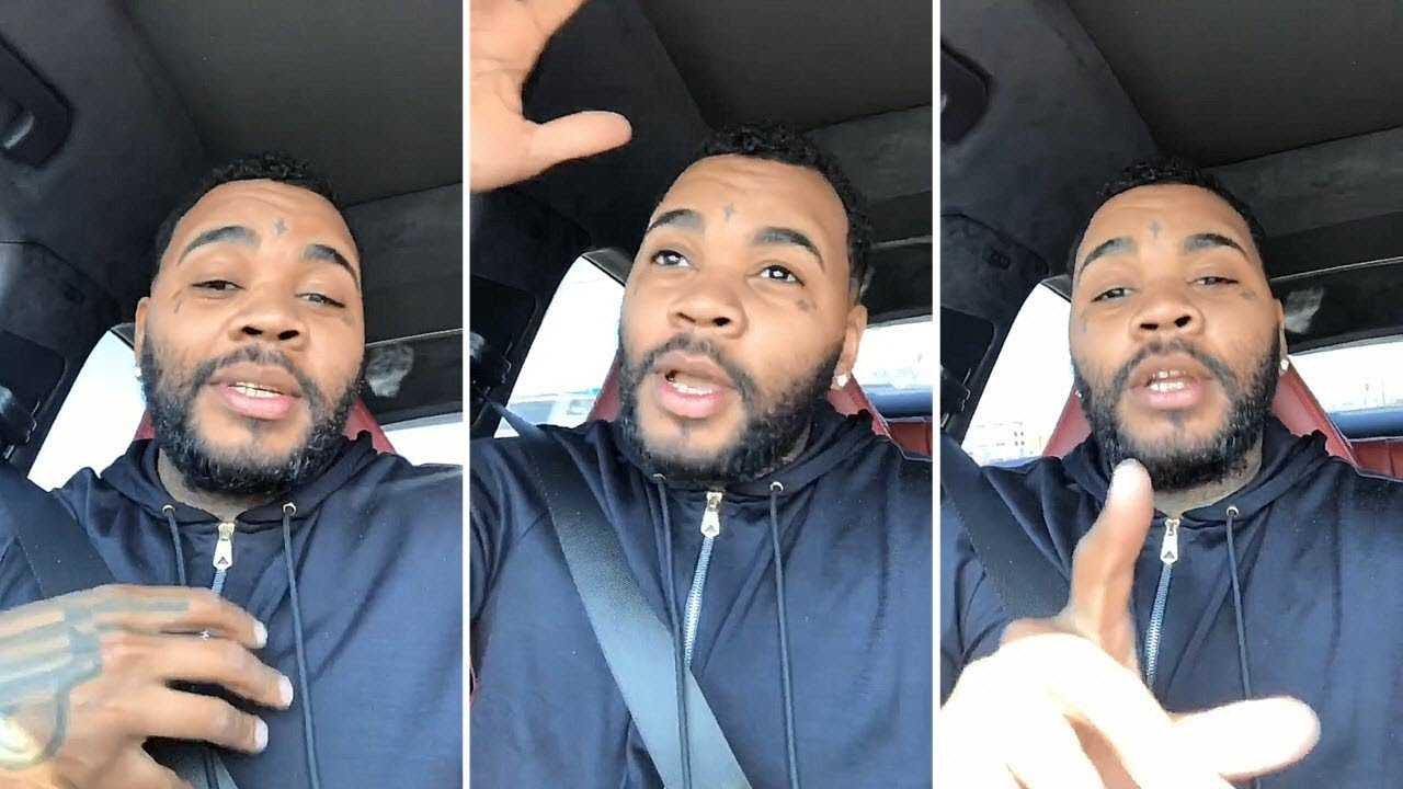 Kevin Gates Says He Doesn't Need Anyone To Put Him On A Pedestal