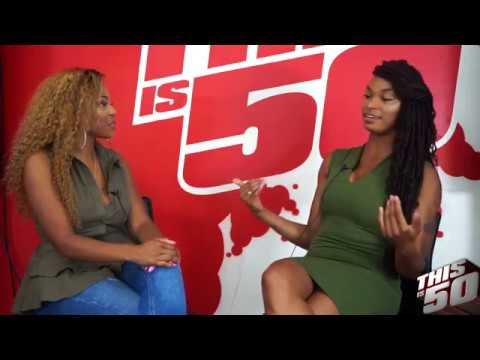 "Krystal Garner on Starring in TI's ""Grand Hustle"" BET Show + Being A Sexy Basketball Player"