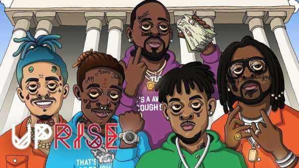 Lil Pump, Lil Uzi Vert, Desto Dubb, Smokepurpp & 03 Greedo – Bank Teller