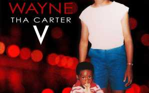 LIL WAYNE CELEBRATES #1 WITH THA CARTER V