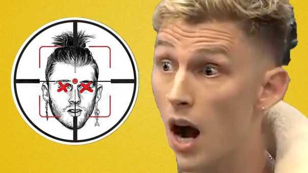 Machine Gun Kelly Reveals He Apologized To Eminem Way Before KillShot Diss | Hollywoodlife