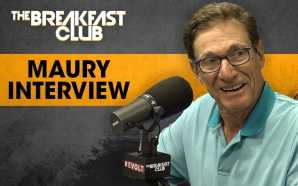 Maury Talks Accuracy Of Lie Detector, Past Relationship w/ Donald…