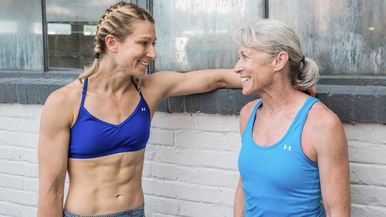 Meet Jessie Graff's Mom, the Oldest Female American Ninja Warrior | Iris