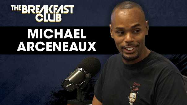 Michael Arceneaux Opens Up About Sexuality, Family & His Book 'I Can't Date Jesus'