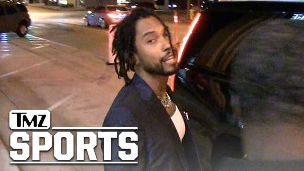 Miguel Co-Signs Cardi B's Own Set For Super Bowl Halftime, She'd Kill That!! | TMZ Sports