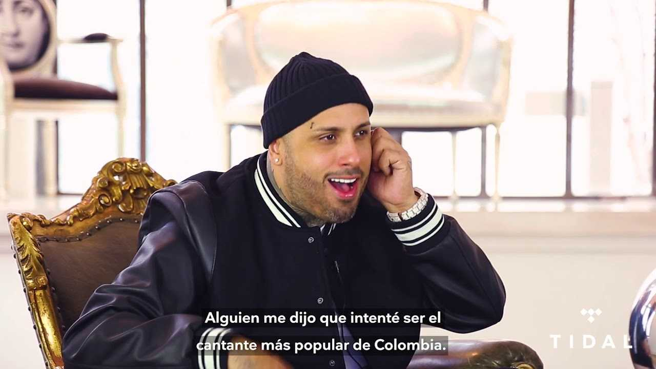 Moment of Truth: Nicky Jam