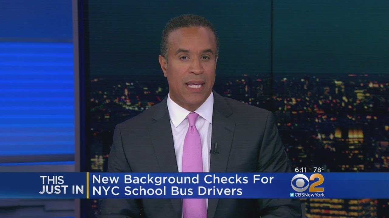 NYC Raises Standards On School Bus Driver Background Checks