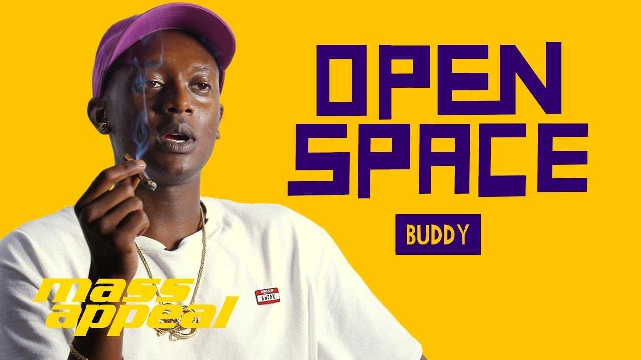 Open Space: BUDDY   Mass Appeal