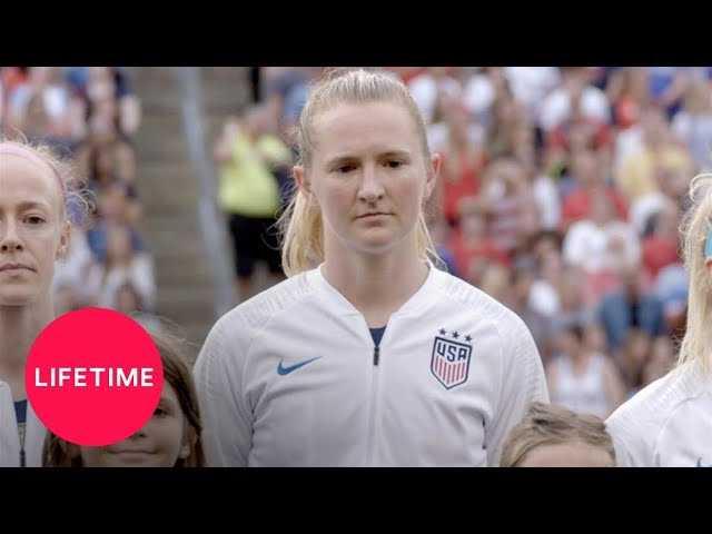 Player Spotlight: Samantha Mewis (North Carolina Courage)   #NWSLonLifetime