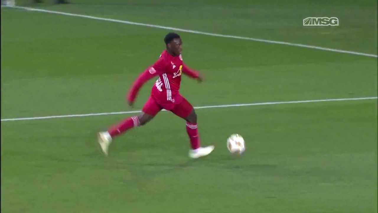 Postgame Highlights: New York Red Bulls Grind Out Win vs. Toronto FC | MSG Networks